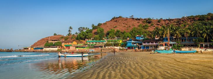 mjesta za druženje u sjevernoj Goa